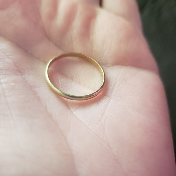 Rmi Jewelry Wedding Band Romel 10k Gold Ring Unisex Poshmark